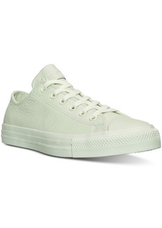 Converse Women's Chuck Taylor Ox Pastel Leather Casual Sneakers from Finish Line