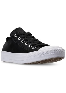 Converse Women's Chuck Taylor Ox Satin Casual Sneakers from Finish Line