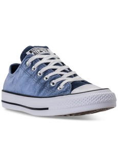 Converse Women's Chuck Taylor Ox Velvet Casual Sneakers from Finish Line