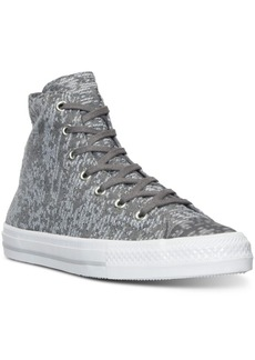 Converse Women's Gemma Hi Winter Knit Casual Sneakers from Finish Line