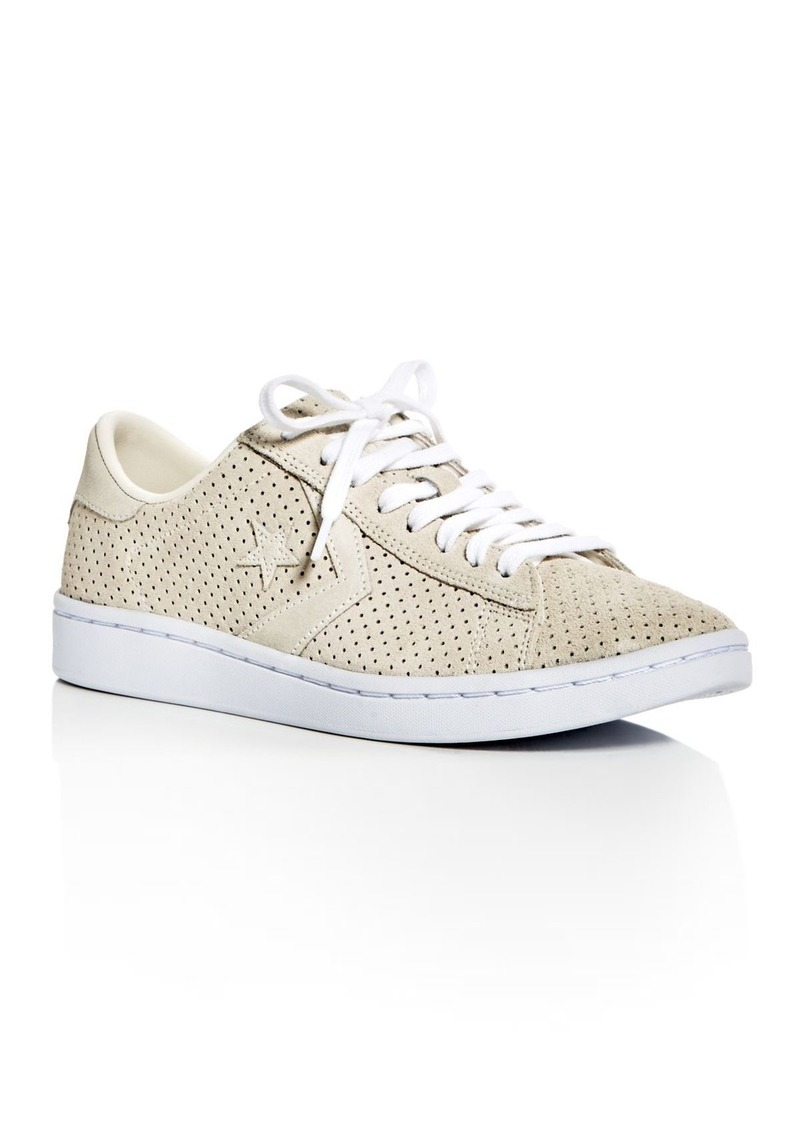 e589b17afbd0 On Sale today! Converse Converse Women s Pro Leather Perforated ...