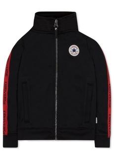 Converse Wordmark Full-Zip Jacket, Big Boys