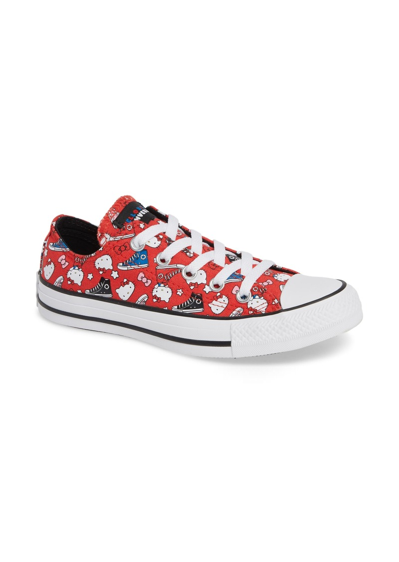 6084416d0959 Converse x Hello Kitty® Chuck Taylor® All Star® Low Top Sneaker (Women