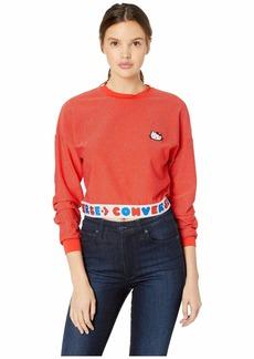 Converse x Hello Kitty Long Sleeve Sport Tee