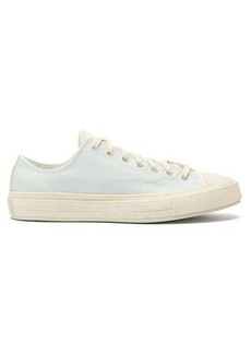 Converse Chuck 70 two-tone canvas trainers