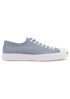 Converse Jack Purcell canvas trainers