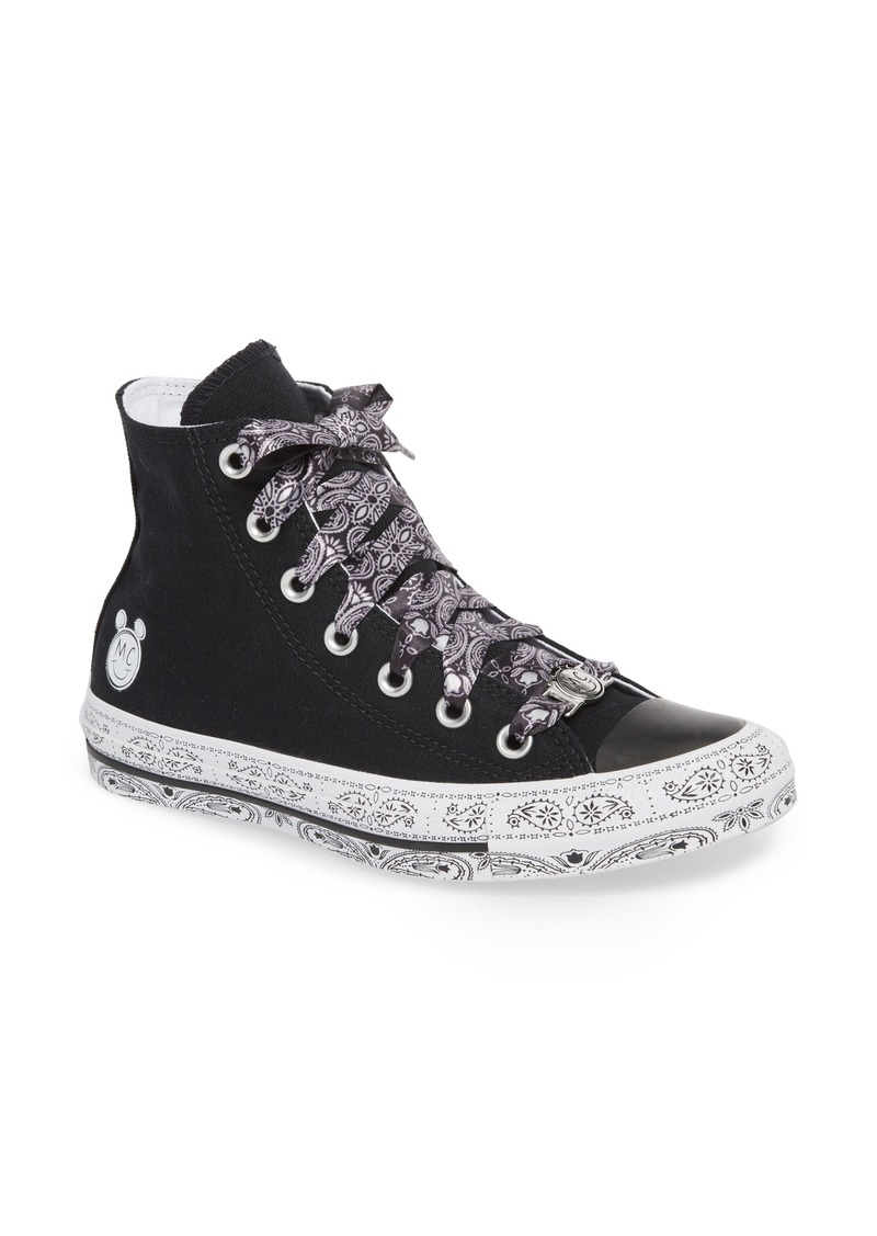 b33561dc9eb5 Converse x Miley Cyrus Chuck Taylor All Star Bandana High Top Sneaker  (Women)