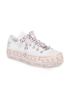 Converse x Miley Cyrus Chuck Taylor All Star Bandana Platform Sneaker (Women)