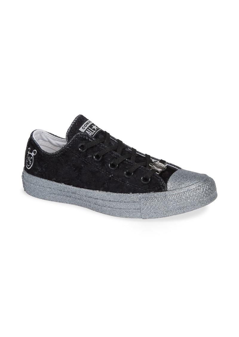 f788624d5d984c Converse x Miley Cyrus Chuck Taylor® All Star® Velvet Glitter Low Top  Sneaker (