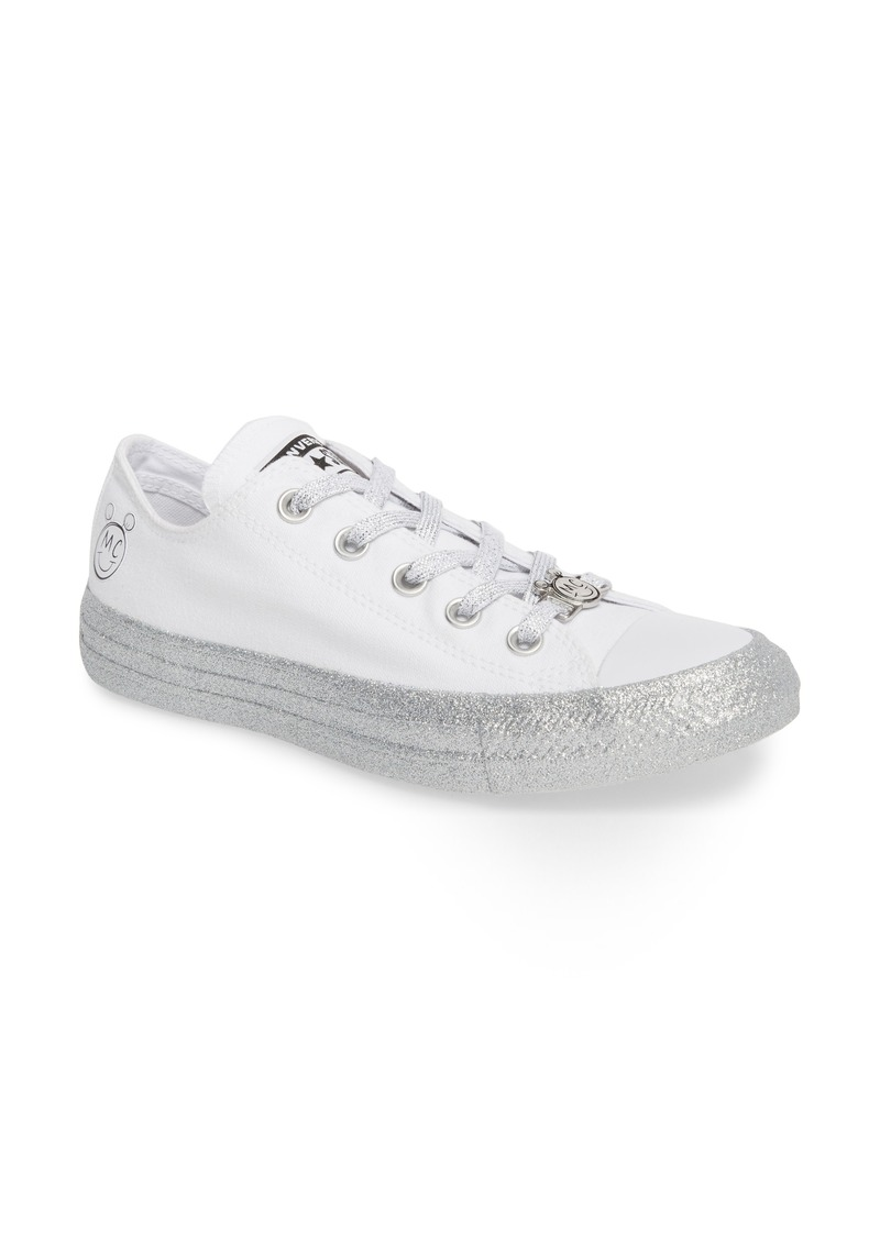 5c2d0ca3ed4c Converse x Miley Cyrus Chuck Taylor All Star Glitter Low Top Sneaker (Women)