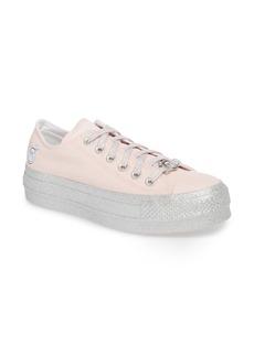Converse x Miley Cyrus Chuck Taylor All Star Glitter Platform Sneaker (Women)