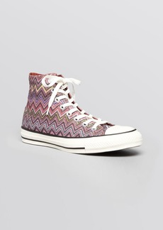 Converse x Missoni Women's Chuck Taylor All Star High Top Sneakers
