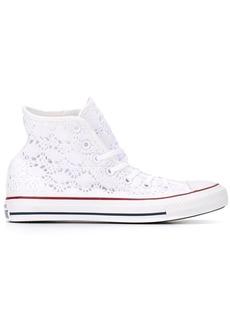 Converse crochet sneakers