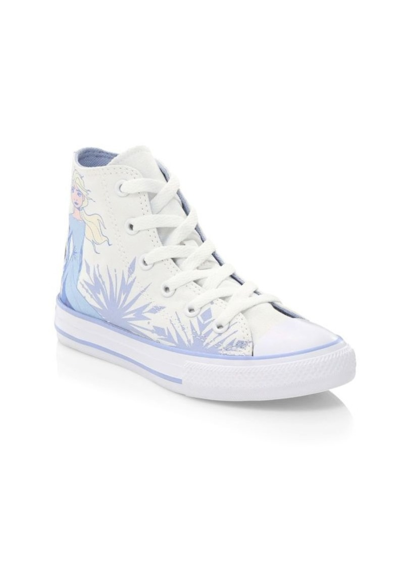 Disney's Frozen 2 x Converse Little Girl's & Girl's Elsa High-Top Sneakers