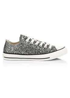 Converse Women's Galaxy Dust All-Star Glitter Chuck Taylor Sneakers