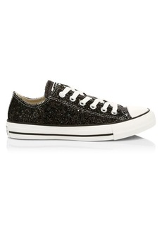 Converse Galaxy Dust All Star Glitter Ox Chuck Taylor Sneakers