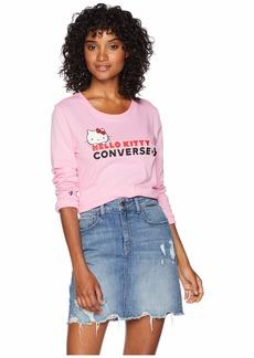 Converse Hello Kitty - Long Sleeve Tee