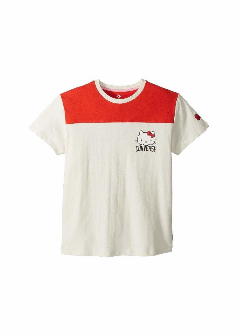 Converse Hello Kitty® Short Sleeve Football Tee