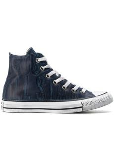 Converse hi-top All Star sneakers