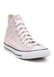 Converse High-Top Barely Rose Sneaker (Unisex)