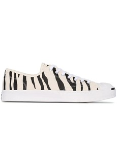 Converse jack purcell archive print low-top sneakers
