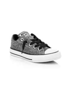 Converse Kid's Chuck Taylor All Star Cotton Street Sneakers