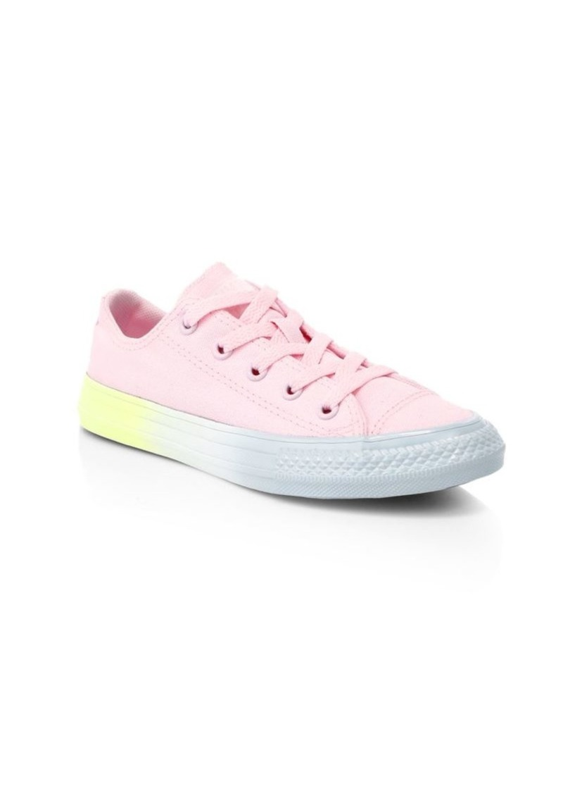 Converse Kid's Chuck Taylor All Star Ox Sneakers