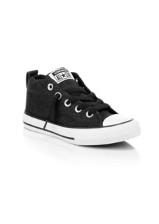 Converse Kid's Chuck Taylor All Star Street Cotton Sneakers