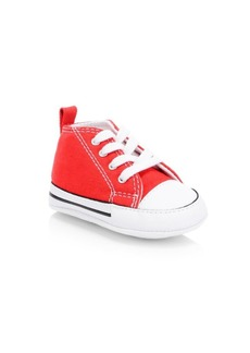 Converse Kid's Chuck Taylor First Star Sneakers