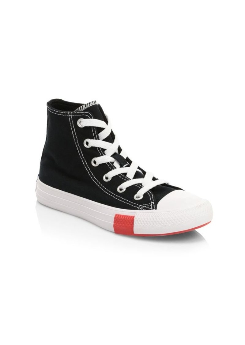 Converse Kid's Chuck Taylor High-Top Sneakers