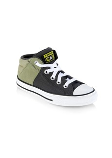Converse Little Boy's & Boy's Axel Mid-Top Sneakers