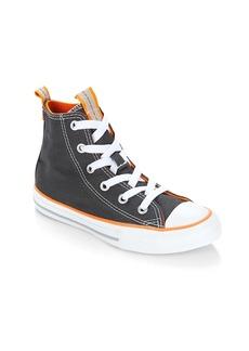 Converse Little Boy's & Boy's Chuck Taylor All Star High-Top Sneakers