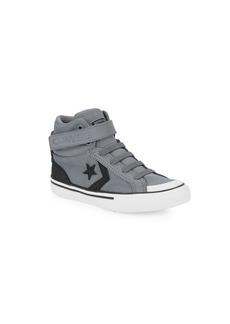 Converse Little Boy's & Boy's Pro Blaze Strap Hi-Top Sneakers