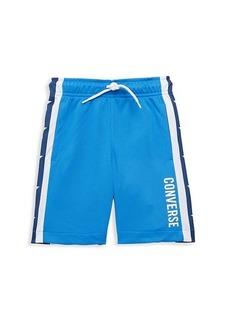 Converse Little Boy's Side Striped Shorts