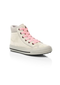 Converse Little Girl's & Girl's Chuck Taylor All Star PC Boots