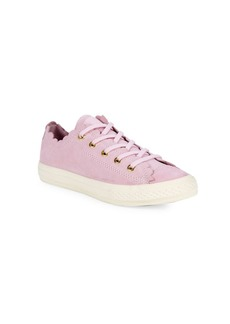 Converse Little Girl's & Girl's Suede Sneakers
