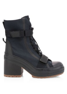 Converse Lug-Sole Combat Boots
