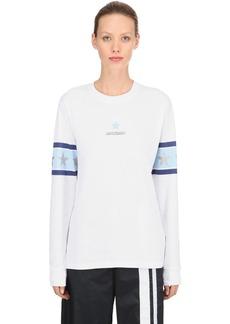 Converse Mademe Cotton Jersey Long Sleeve T-shirt
