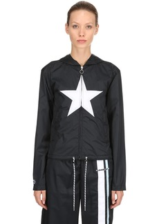 Converse Mademe Hooded Track Jacket