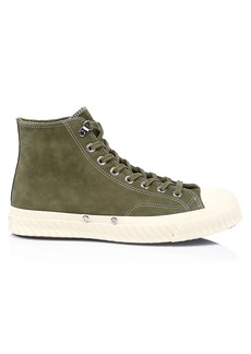 Converse Military Chuck Taylor Suede High-Top Sneakers