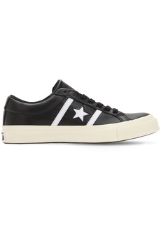 Converse One Star Academy Leather Sneakers