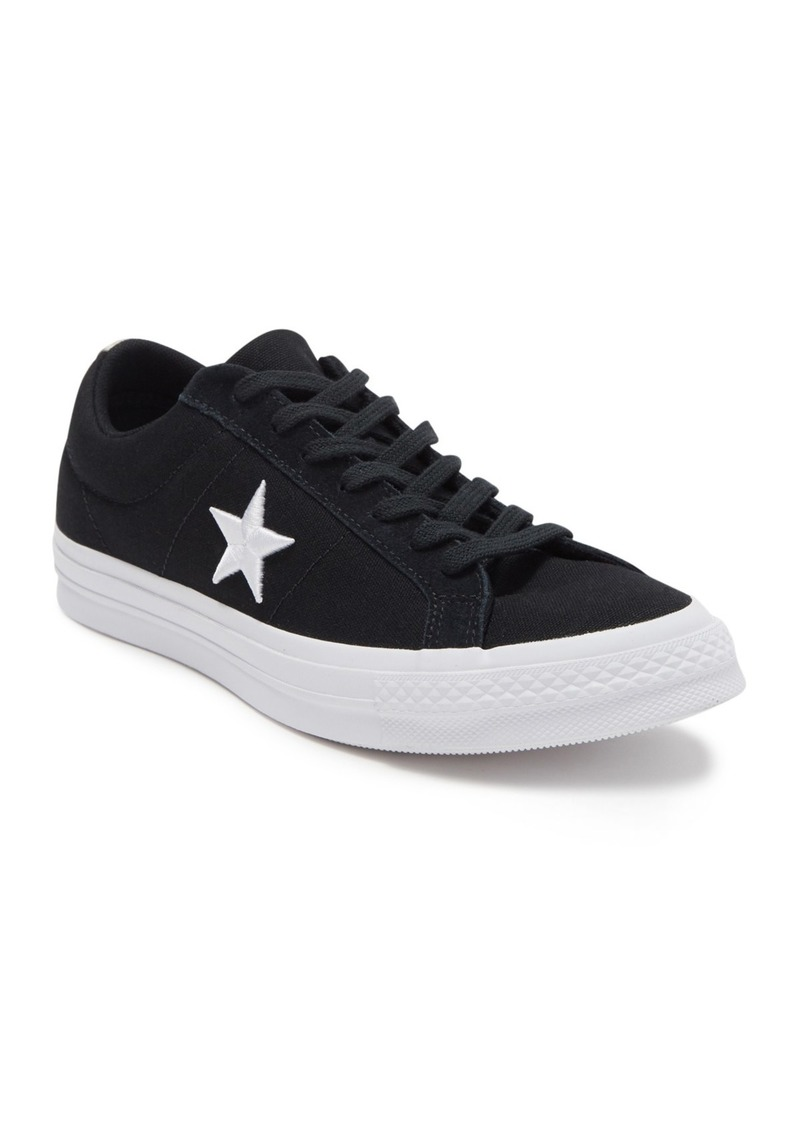 Converse One Star Canvas Sneaker (Unisex)