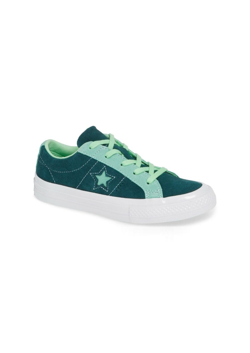 Converse One Star Carnival Low Top Sneaker (Toddler & Little Kid)