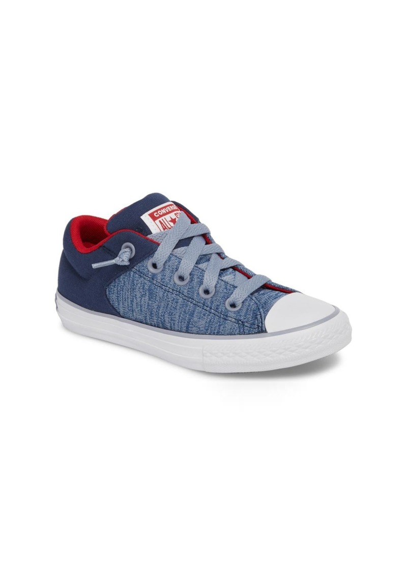 One Star Heather Street Sneaker (Baby & Toddler)