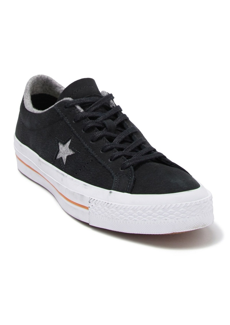 Converse One Star Leather Low Sneaker (Unisex)