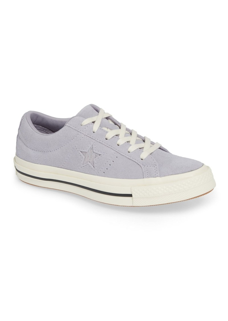 Converse One Star OX Leather Sneaker (Unisex)