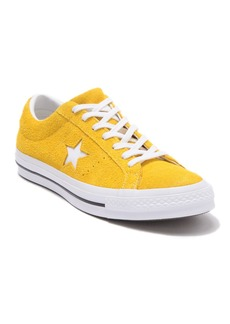 Converse One Star OX Suede Star Sneaker (Unisex)