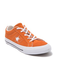 Converse One Star Oxford Bold Mandarin Leather Sneaker (Toddler & Little Kid)