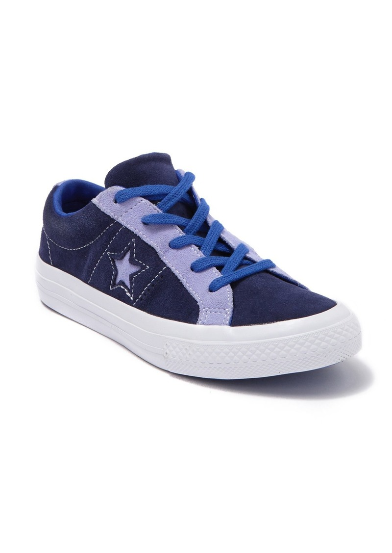 Converse One Star Oxford Eclipse Twilight Leather Sneaker (Toddler & Little Kid)