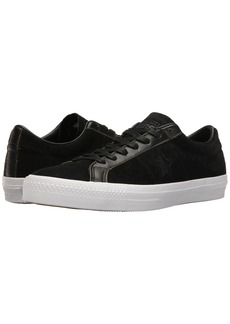 Converse One Star Pro Ox Rub Off Leather